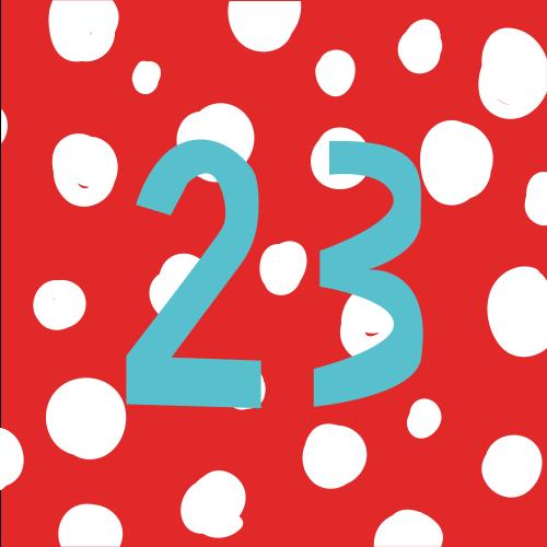 door-Day 23: W