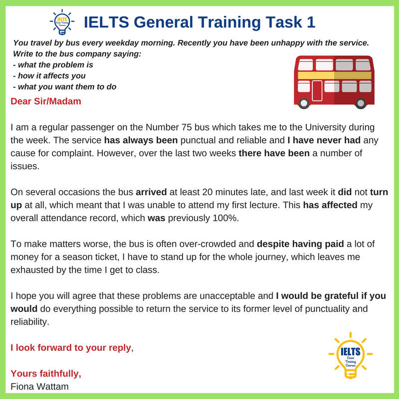 How formal is formal writing ielts exam training courses ielts general training formal letter of complaint spiritdancerdesigns Choice Image