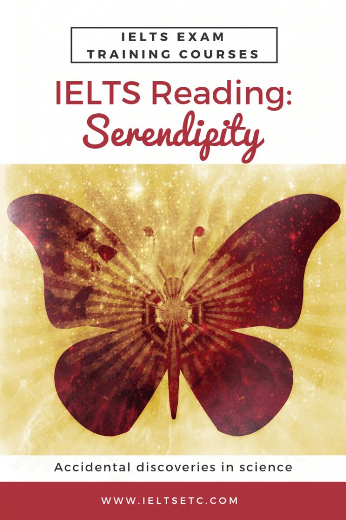 IELTS Reading Serendipity