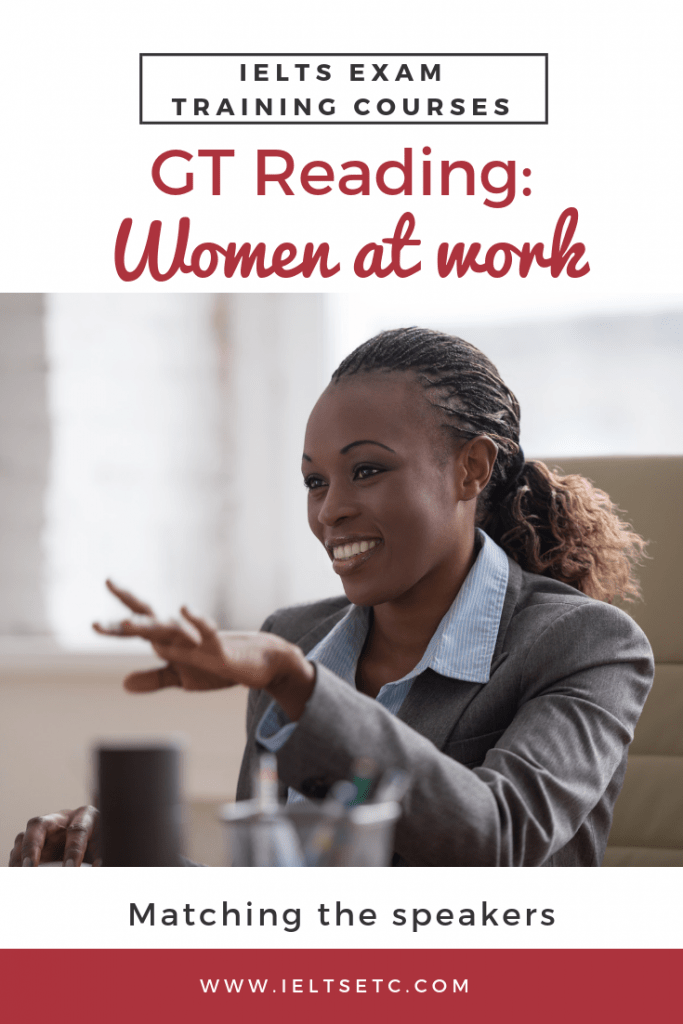 IELTS Reading Why some women cross the finish line ahead of men